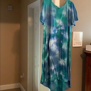 TyeDyed Carly Dress